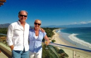 John and Florence Youden in Puerto Vallarta | Expats in Mexico