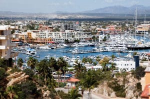 View of Marina Cabo San Lucas