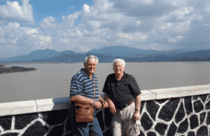 Earl French and John McWilliams in Ajijic, Mexico   Expats in Mexico